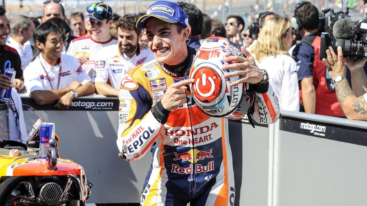 Moto : Les confidences de Marc Marquez après son titre de champion du monde