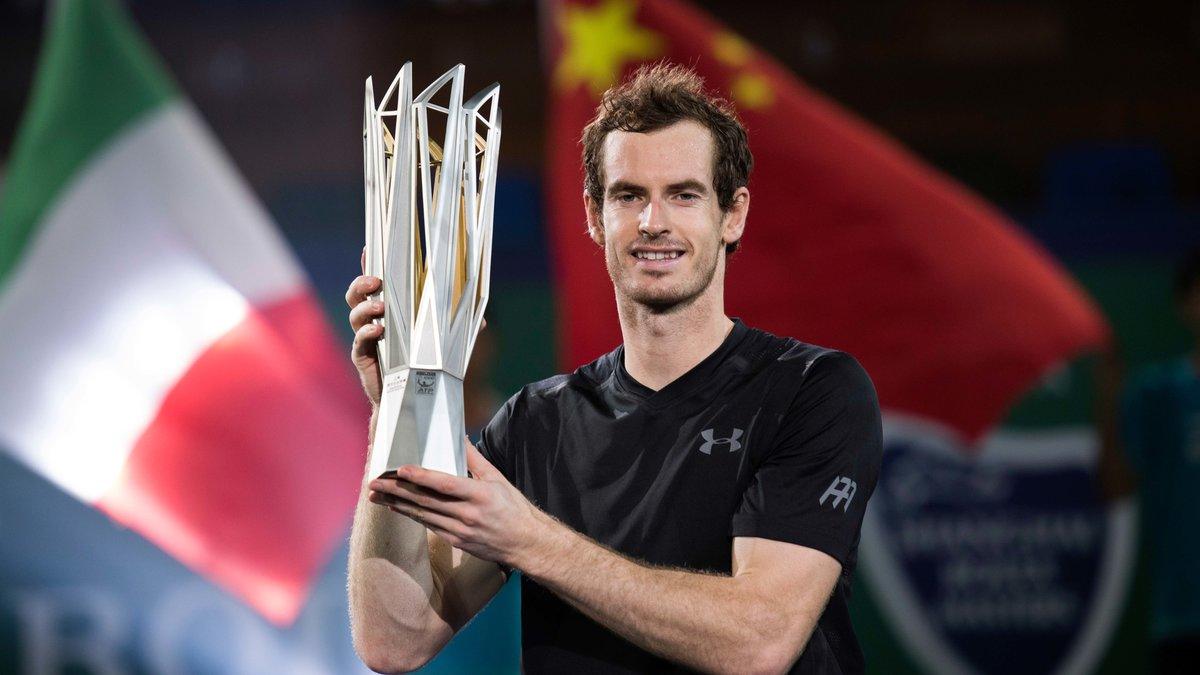 Murray devient le nouveau numéro 1 mondial — Tennis
