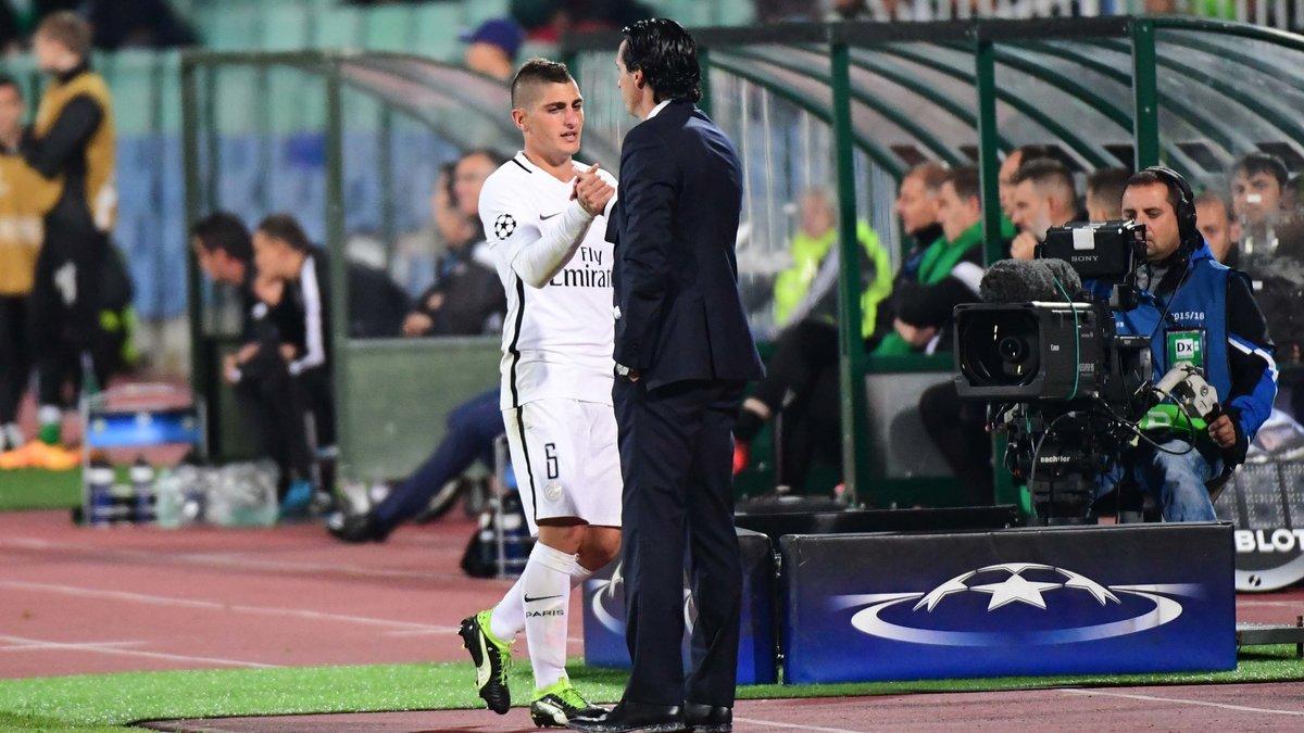 Emery répond au sélectionneur de l'Italie — PSG