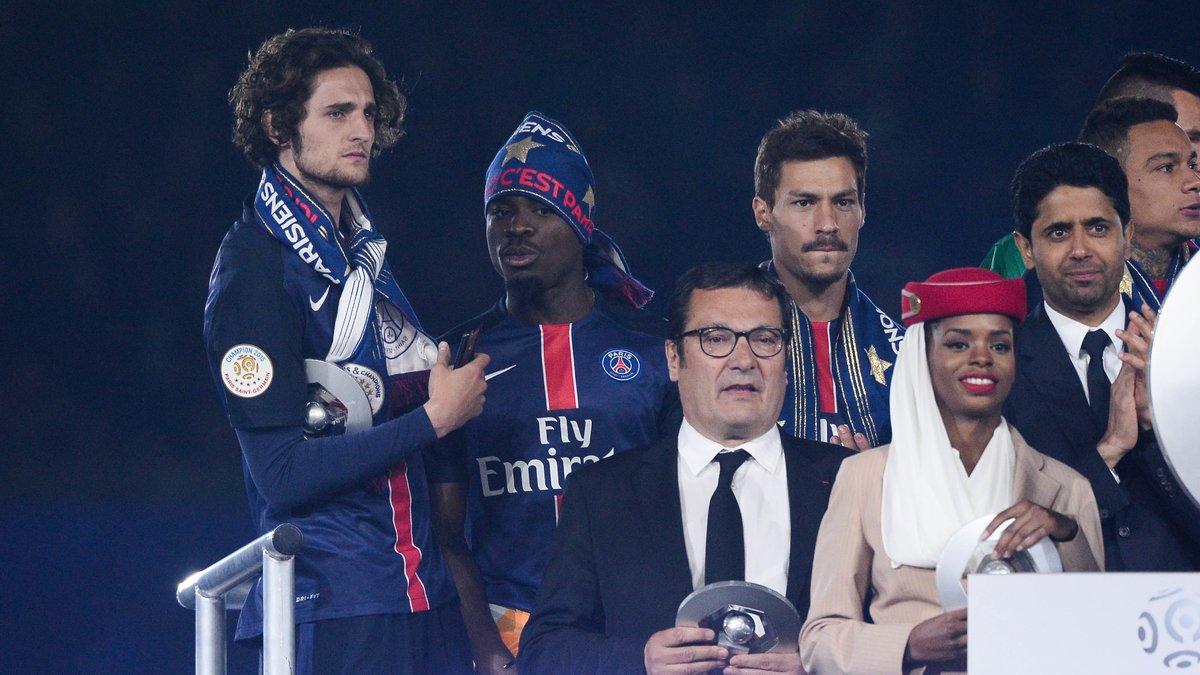 PSG - Malaise : Adrien Rabiot vole encore au secours de Serge Aurier