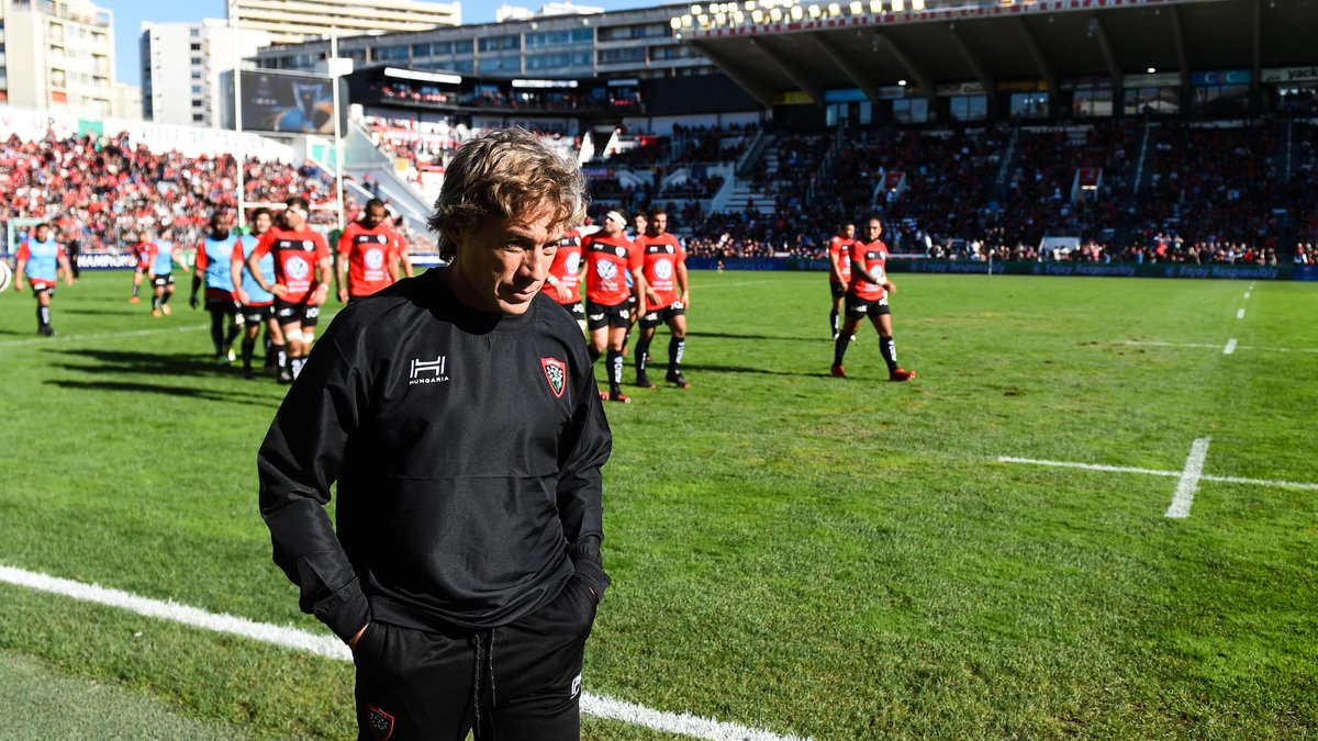 L'entraîneur de Toulon Dominguez mis à pied, remplacé par Ford — Rugby