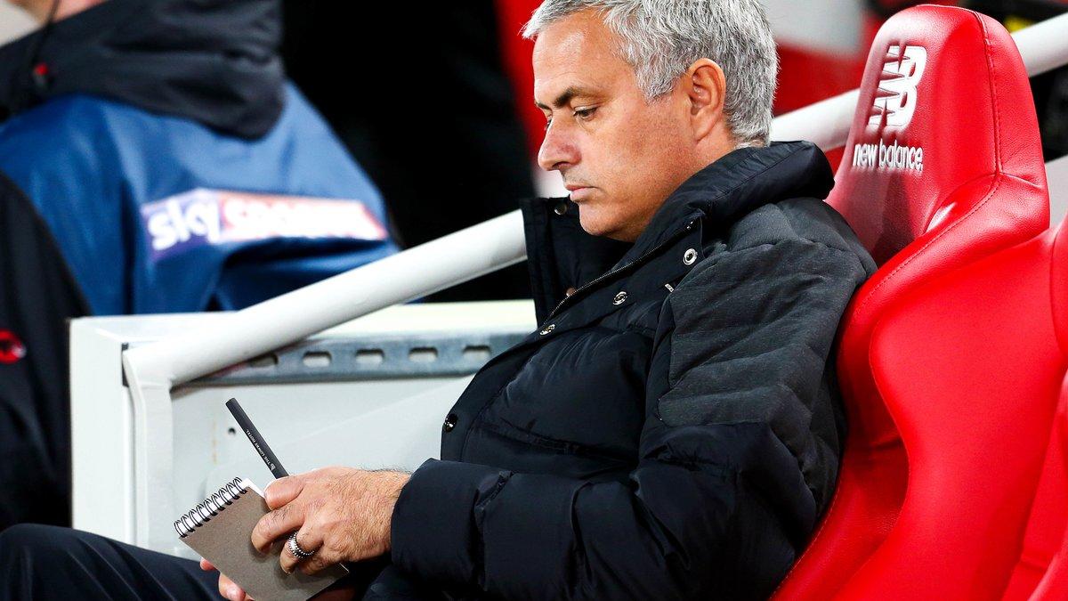 Mourinho coincé dans son hôtel et sans sa famille à Manchester — Angleterre