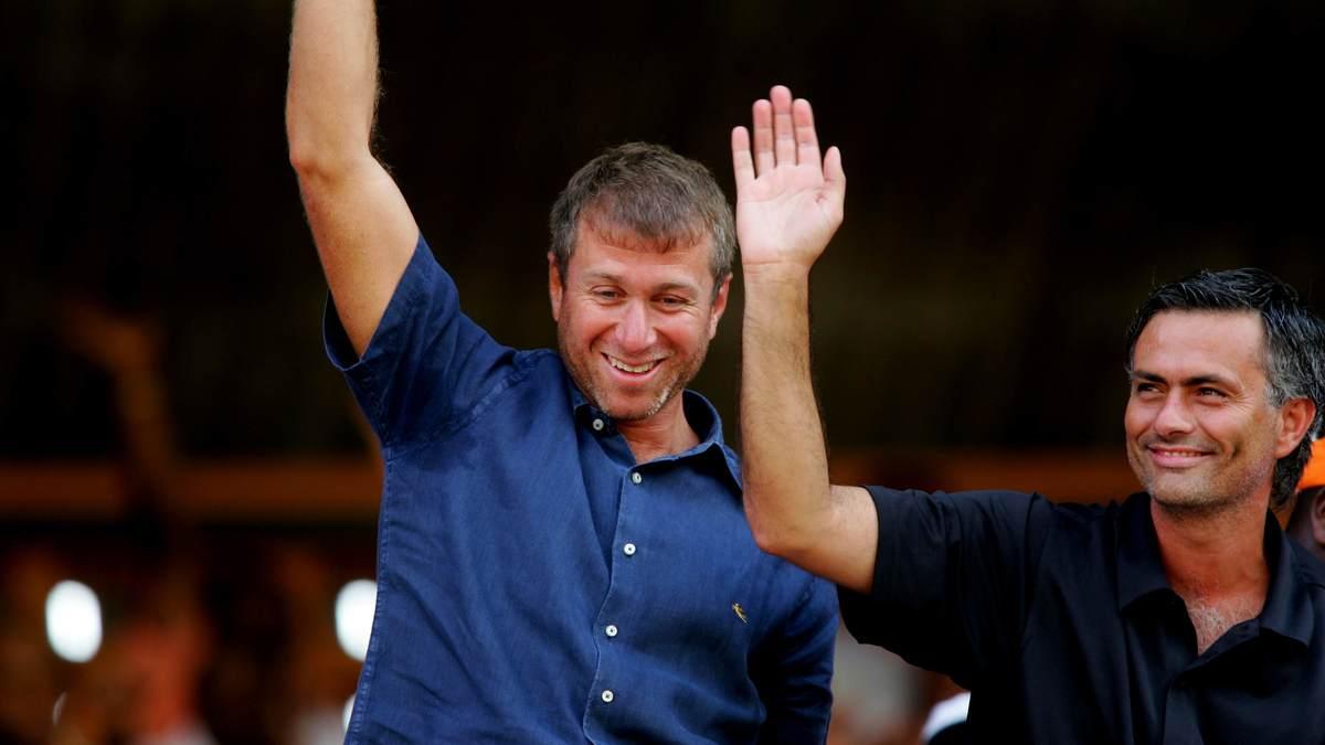 Chelsea : Cette étonnante révélation de Mourinho sur sa relation avec Abramovich