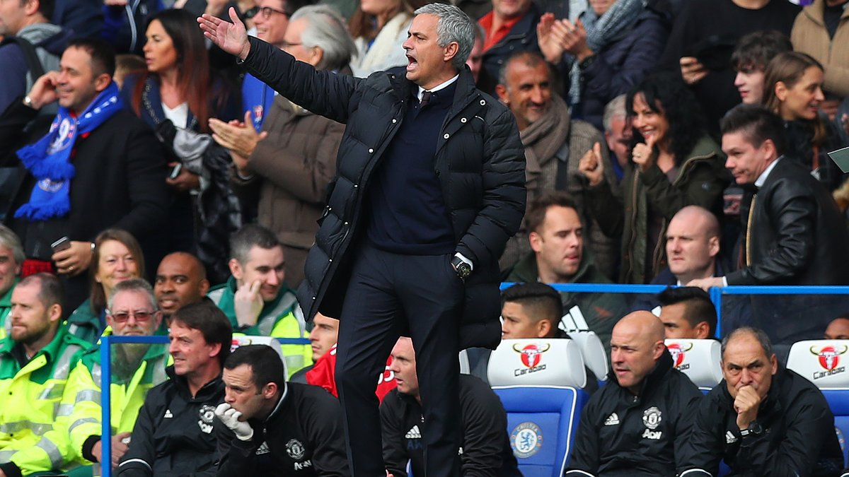 Manchester United : Le nouveau coup de gueule de José Mourinho