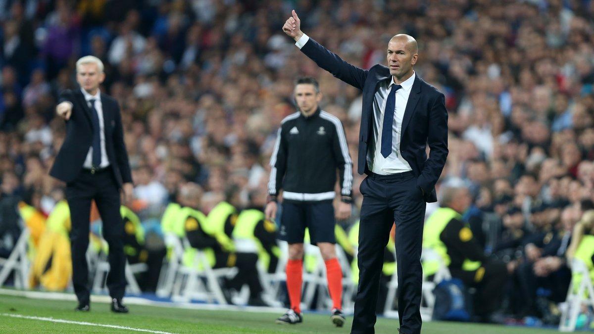 Real Madrid : Zinedine Zidane monte au créneau pour la BBC