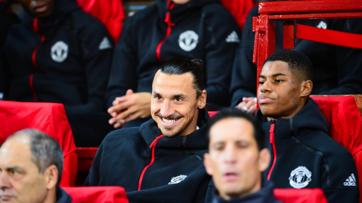 Manchester United : Ibrahimovic chambre ouvertement les fans de City