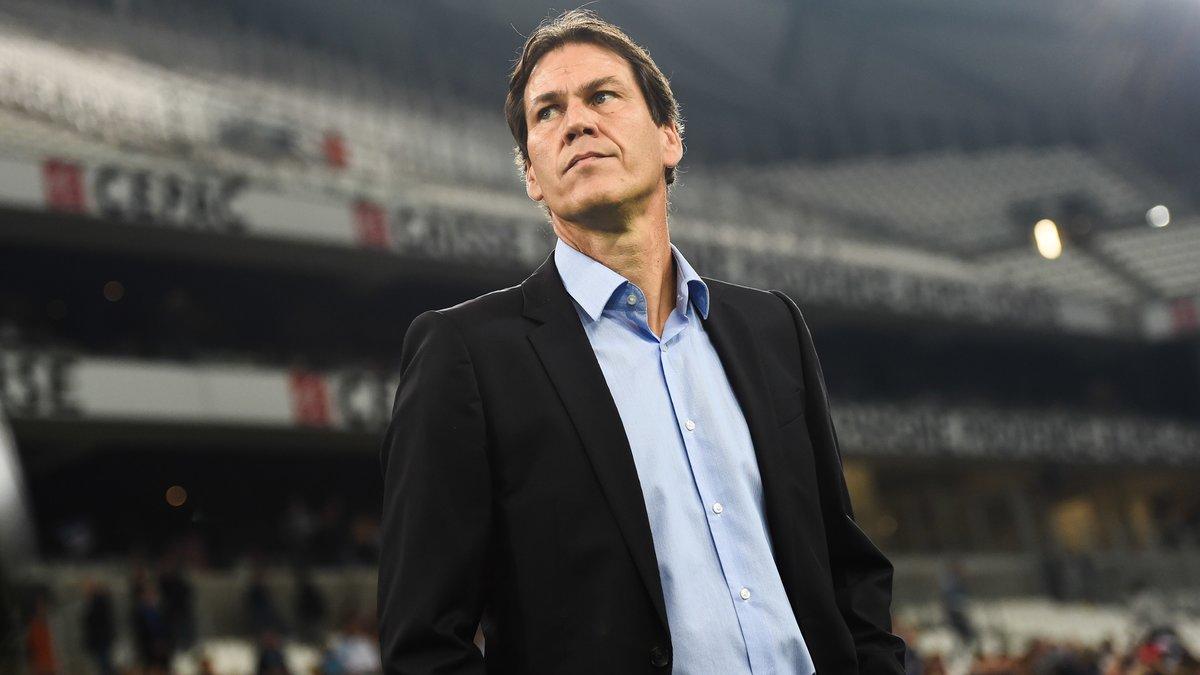 Le président de la Roma allume Rudi Garcia