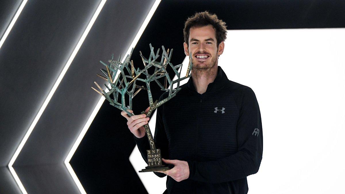 Les vérités d'Andy Murray sur sa place de numéro 1 mondial