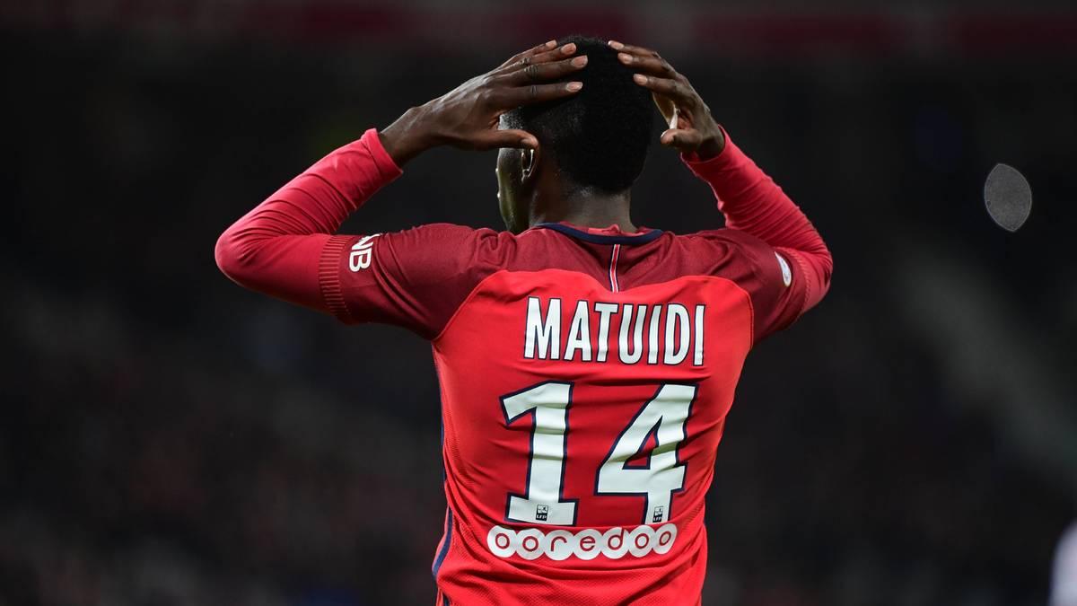 Matuidi discute d'une prolongation — PSG