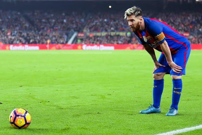 Football. Messi ne veut pas prolonger avec Barcelone