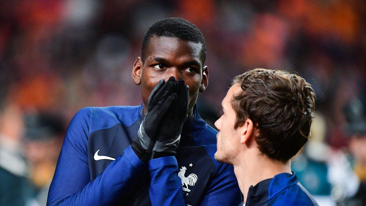 PSG : Pogba, Mourinho… L'improbable sortie d'Antoine Griezmann