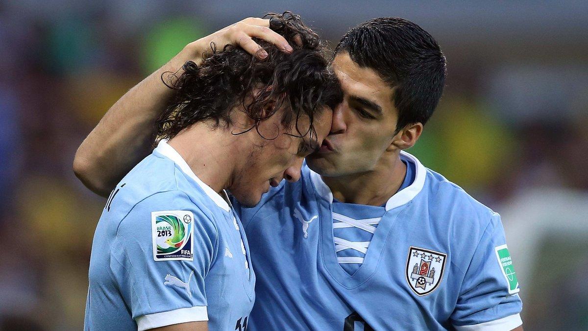 PSG : Quand Pauleta ose la comparaison entre Edinson Cavani et… Luis Suarez