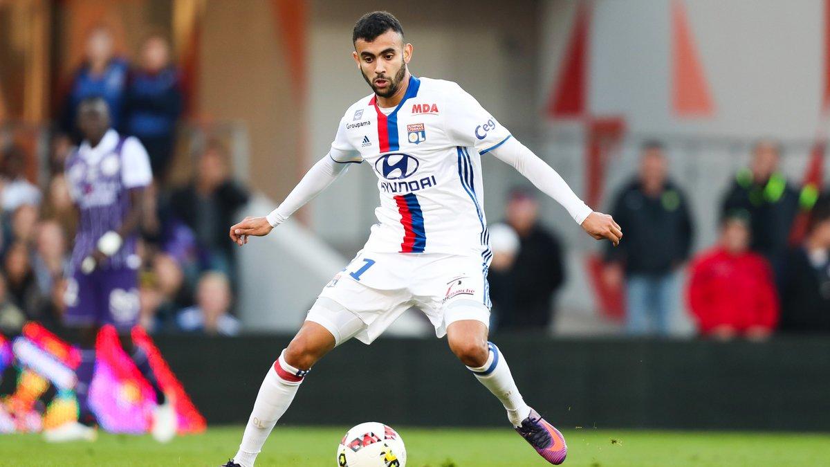 Lyon: Rachid Ghezzal supervisé par l'Atletico Madrid
