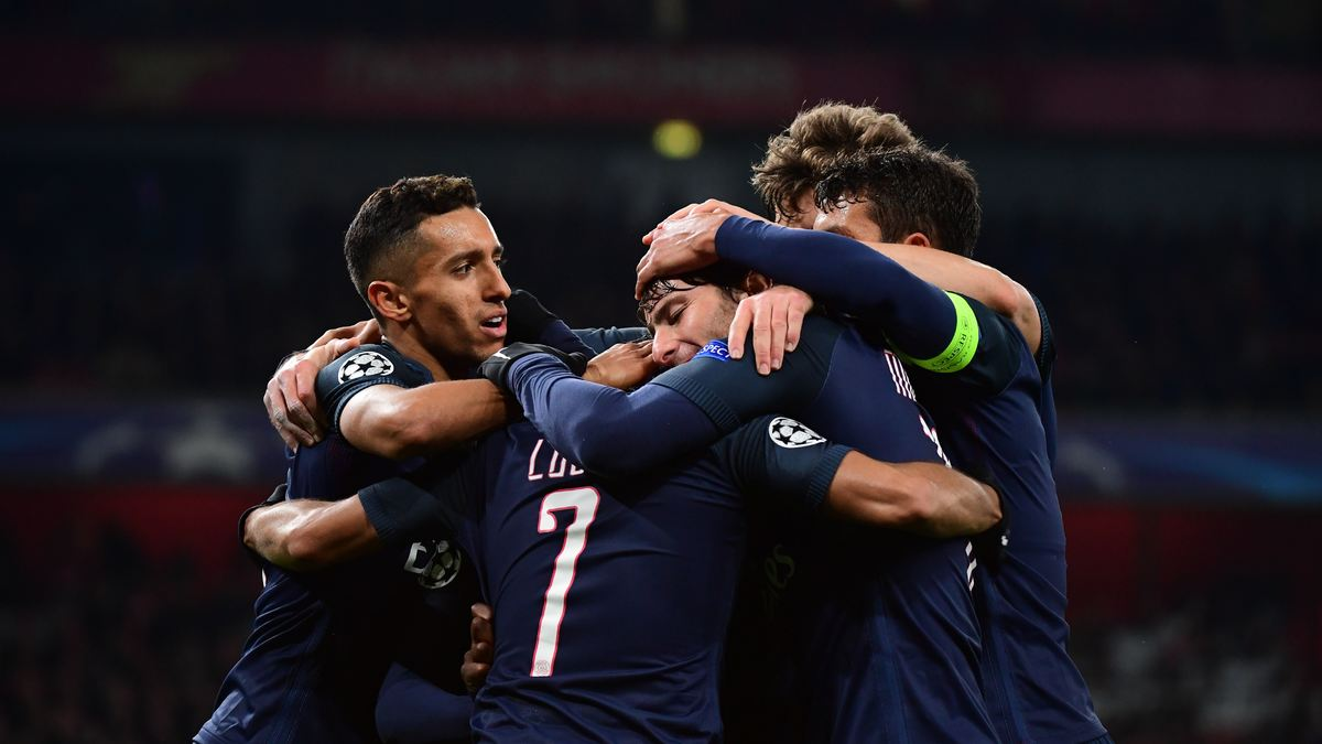 Arsenal/PSG : Les notes des Parisiens