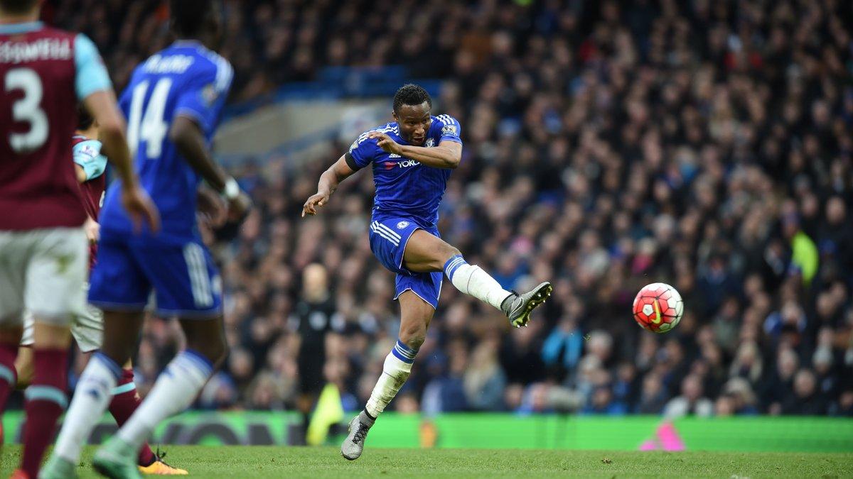 Obi Mikel confirme un possible départ — Chelsea