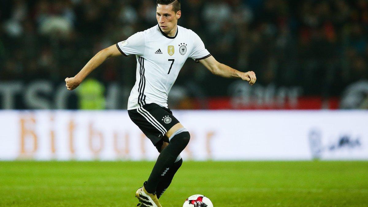 Draxler : J'aimerais beaucoup jouer avec Özil au PSG