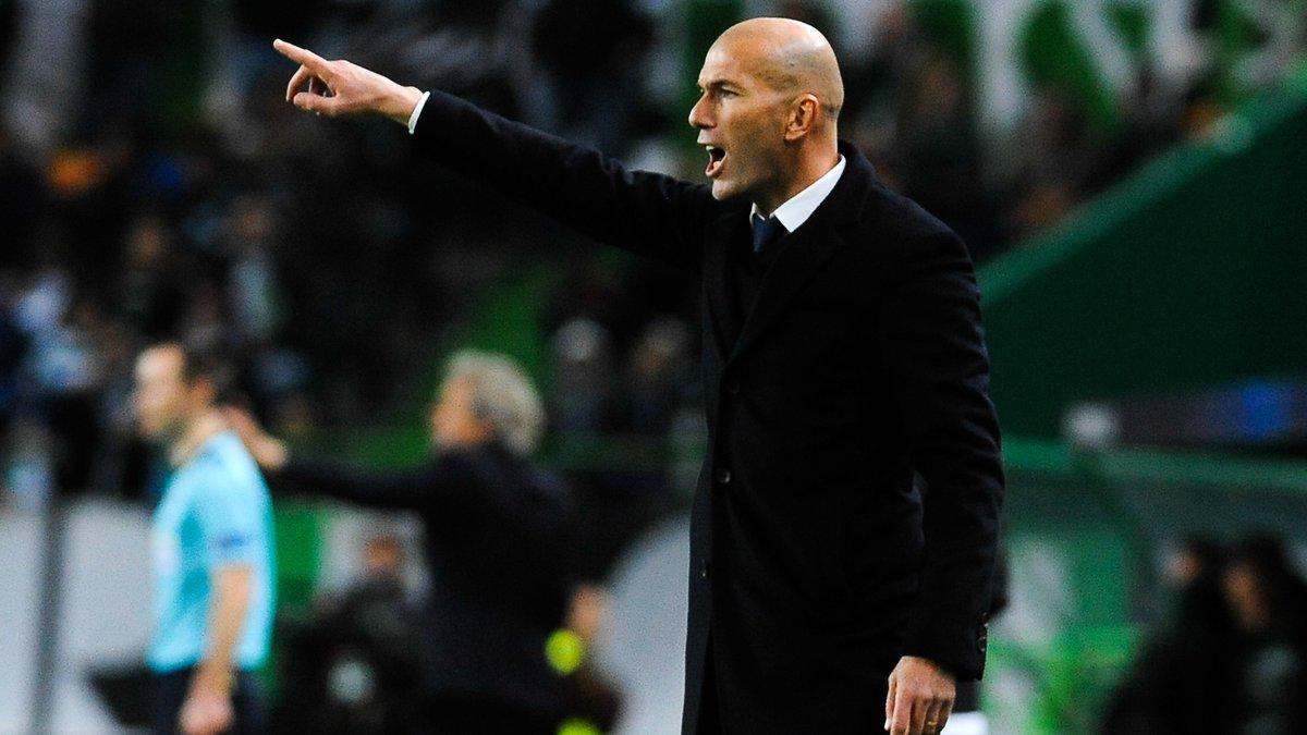 Real Madrid : Zinedine Zidane annonce la couleur pour le Clasico