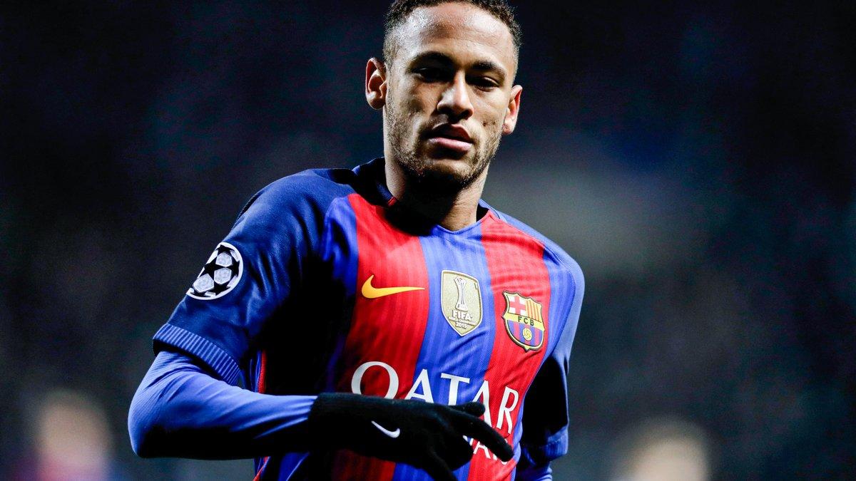 Neymar se voit en Angleterre — Barça