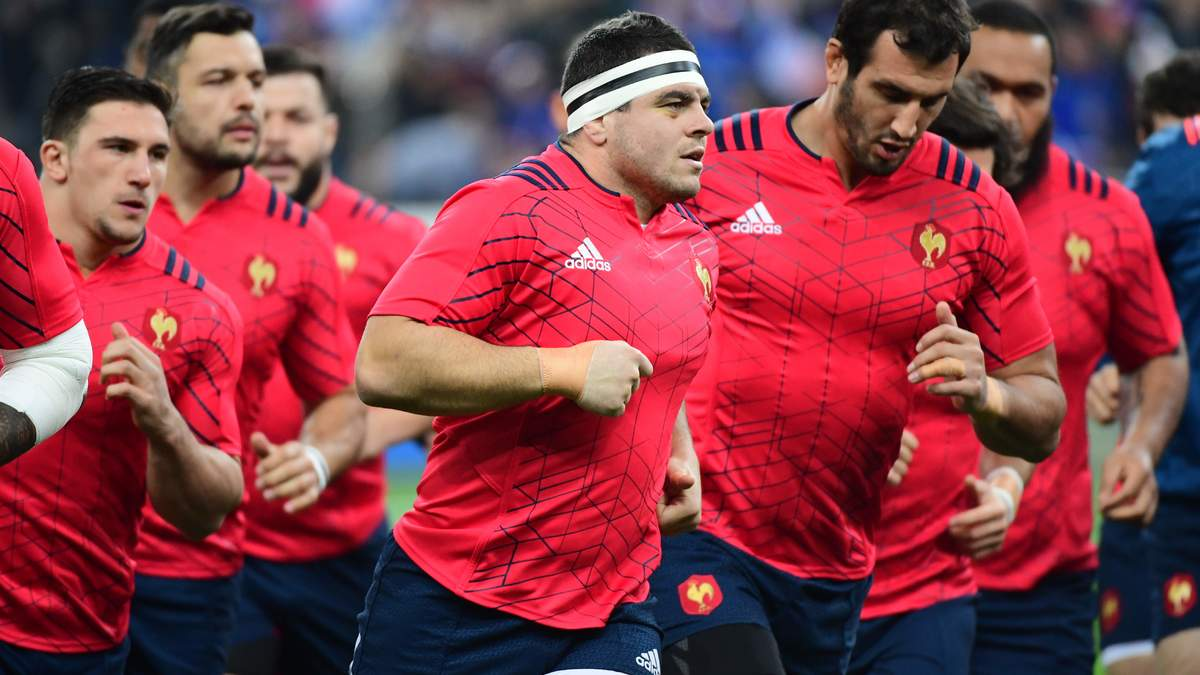 Lopez et Dulin titulaires face aux All Blacks, officiel — XV de France