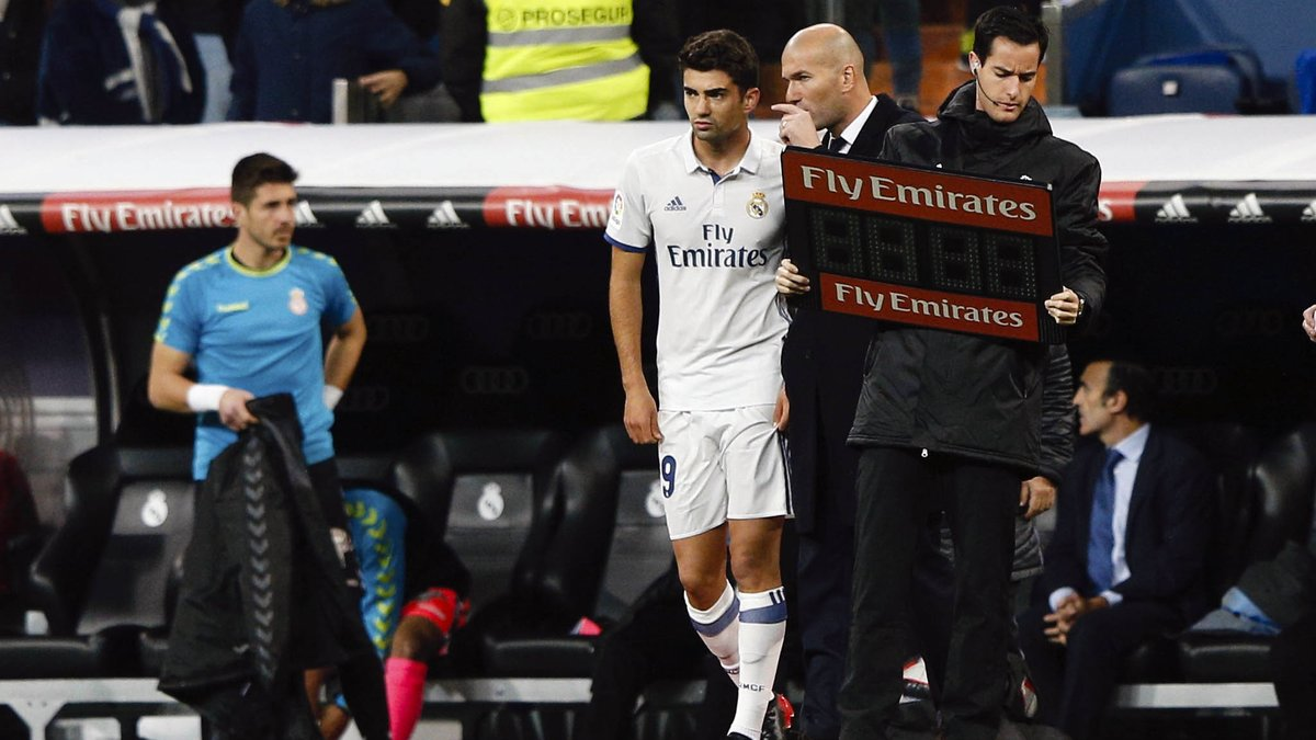 Real Madrid : Zidane s'enflamme pour le but de son fils
