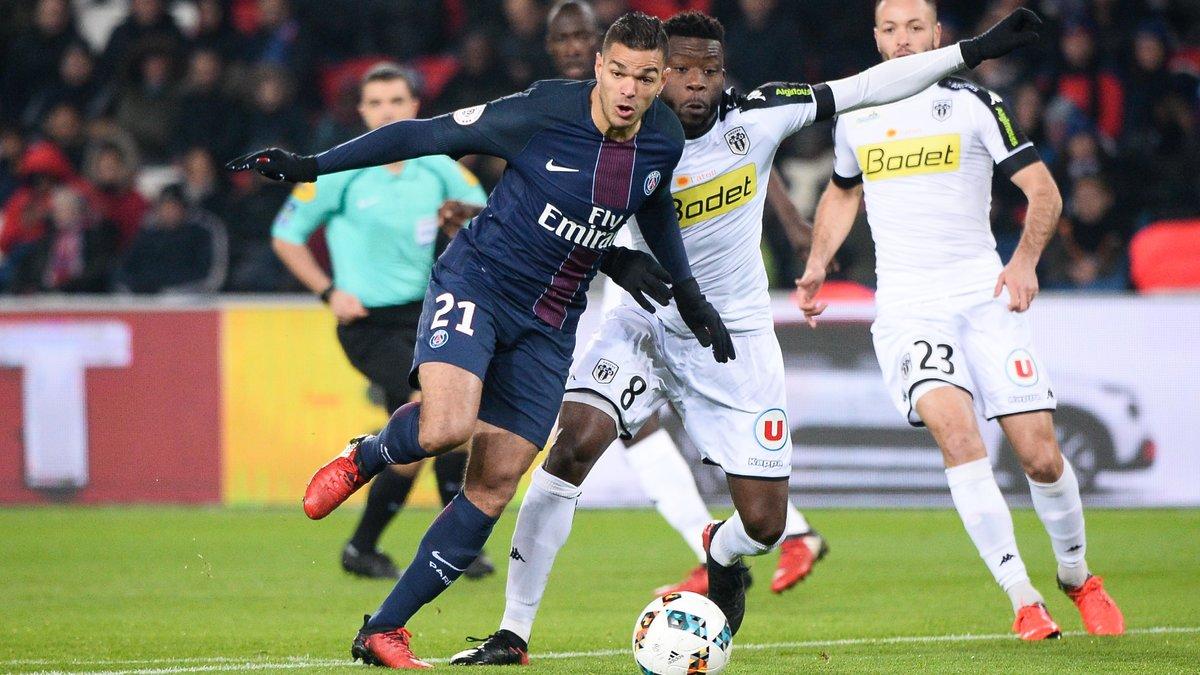 PSG | Ligue 1 : Le PSG domine Angers