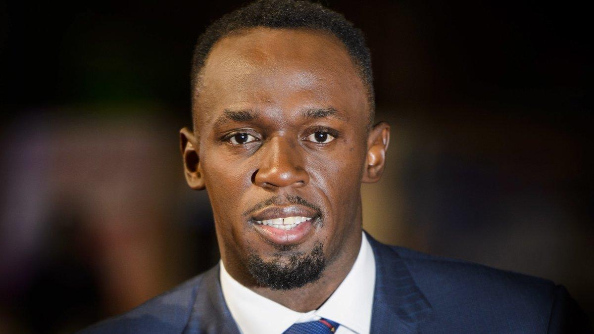 Une carrière dans le football ? La réponse sans détour d'Usain Bolt