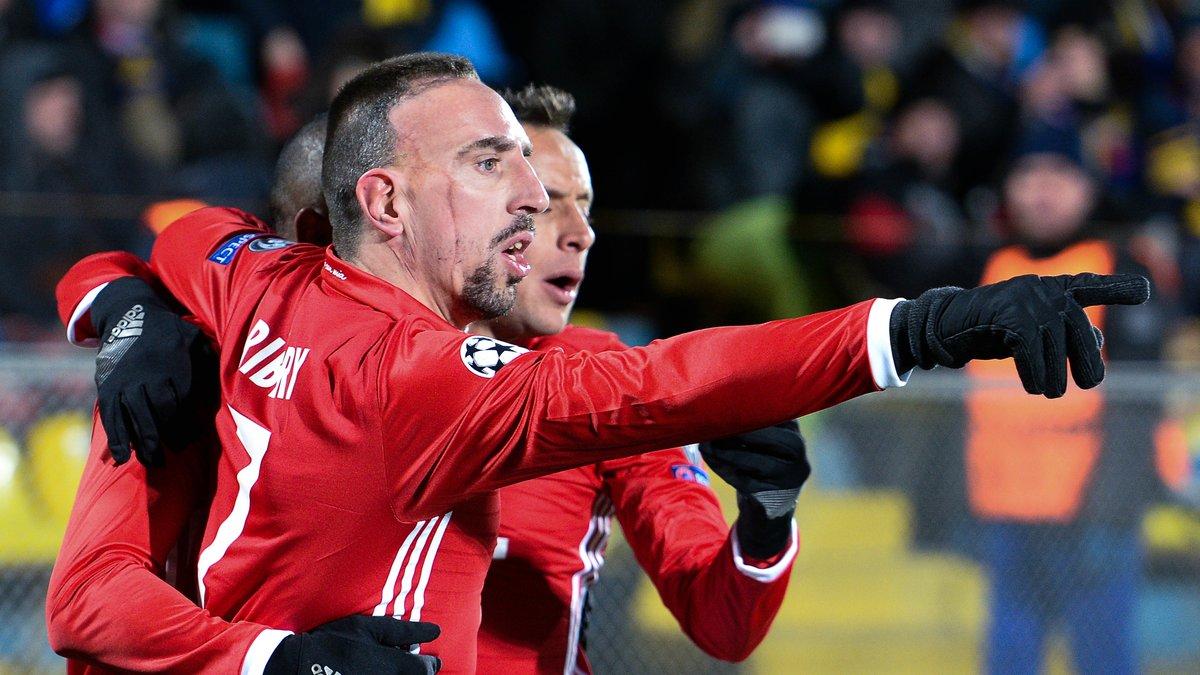 Bayern Munich : Neuer évoque une décision forte de Ribéry pour son avenir