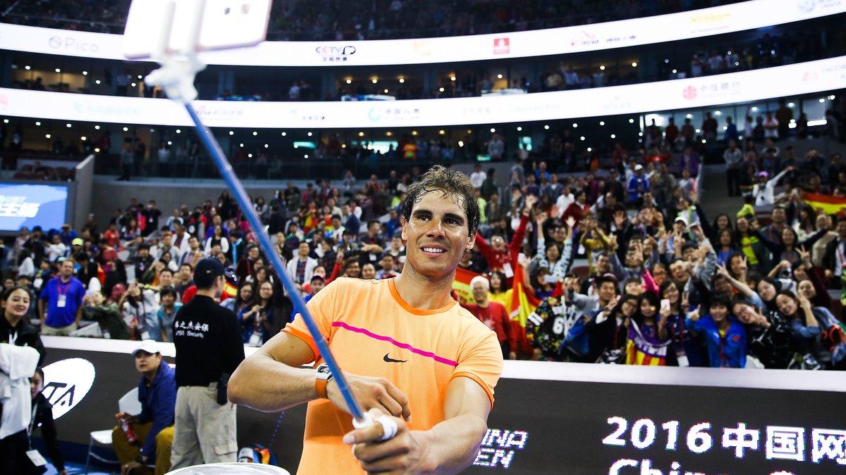 204466162 Tennis   Rafael Nadal reçoit le soutien de l un de ses compatriotes !