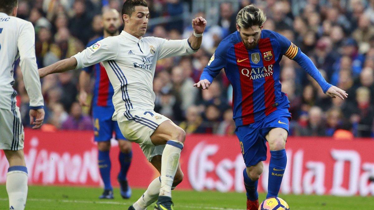 Lionel Messi surclasse Cristiano Ronaldo — Salaire des footballeurs