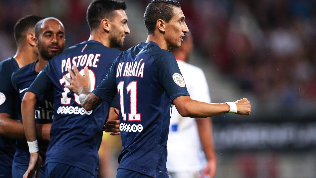 PSG : Un départ toujours d'actualité pour Di Maria et Pastore
