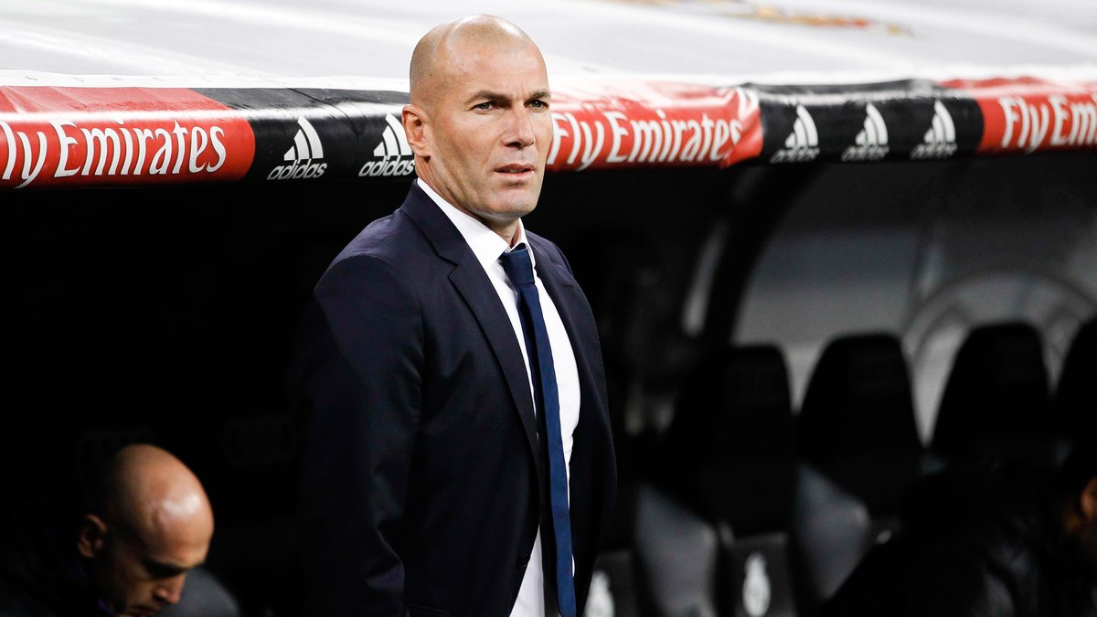 Real Madrid : Zinedine Zidane revient sur son incroyable année 2016