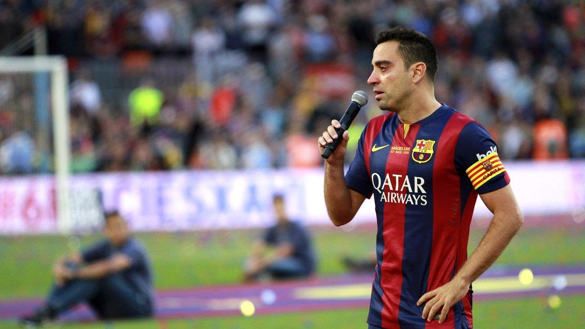 Barça: Xavi a refusé d'entraîner la réserve