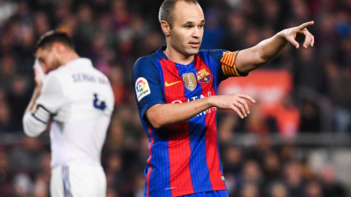 Barcelone : Andrés Iniesta se prononce sur le «classique» face au PSG