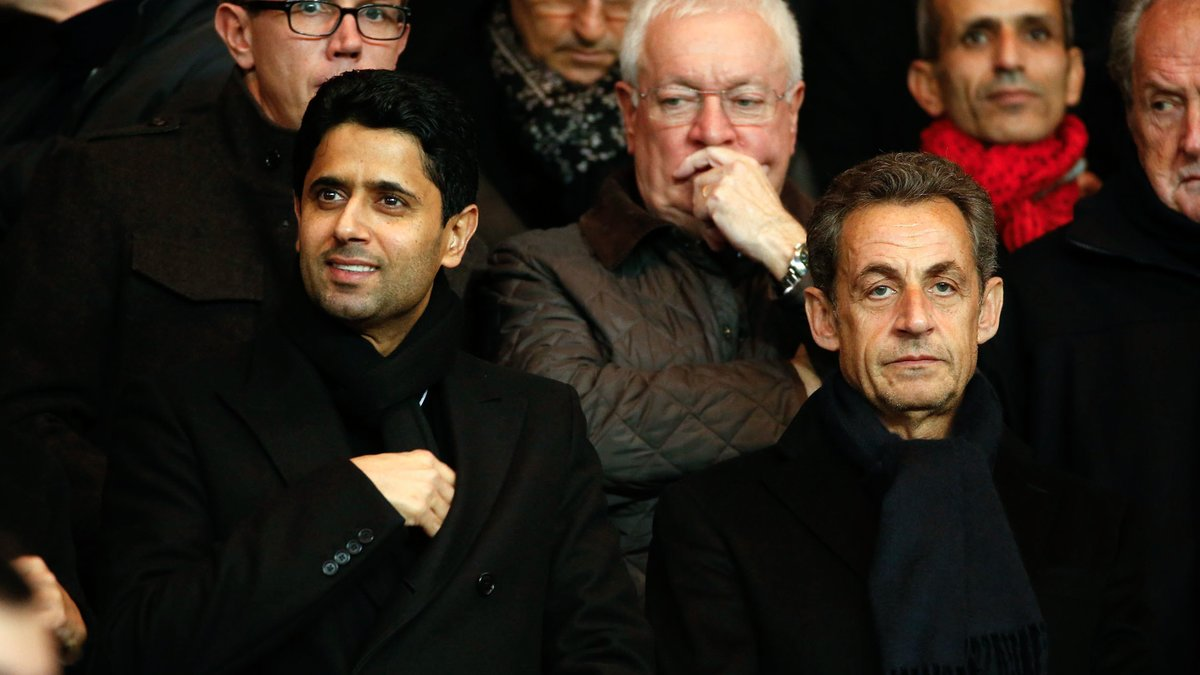 Nicolas Sarkozy prochain président du club ? Son entourage dément — PSG