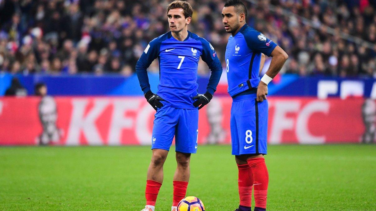 Quipe de france quipe de france que peuvent esp rer les bleus pour la coupe du monde 2018 - Coupe de france l equipe ...