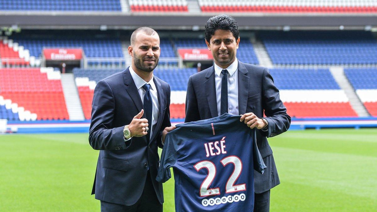 Le salaire de Jesé, un vrai problème — PSG