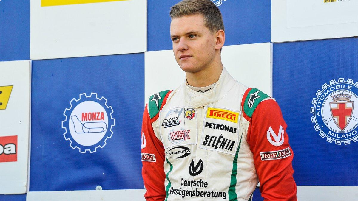 Mick, le fils de Michael Schumacher, passe en Formule 3