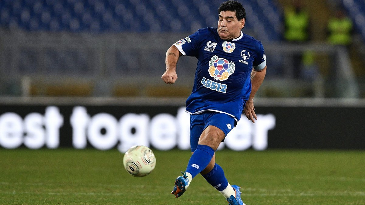 Real Madrid : Diego Maradona juge l'état de forme de Cristiano Ronaldo