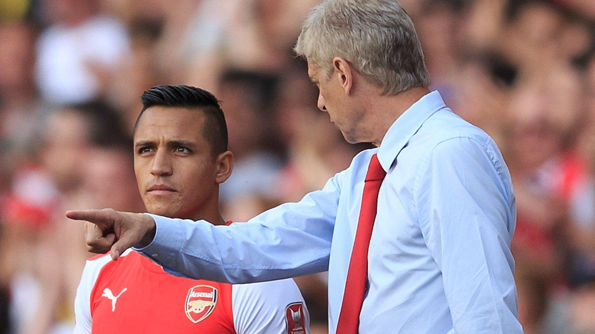 Arsenal : Arsène Wenger se prononce sur le malaise Alexis Sanchez