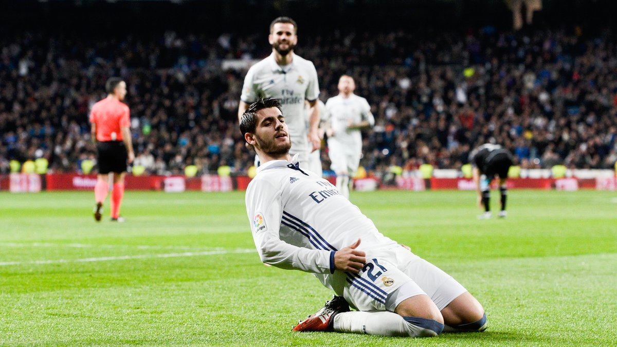 Frustré à Madrid, Morata prêt à dire oui au Paris SG — PSG
