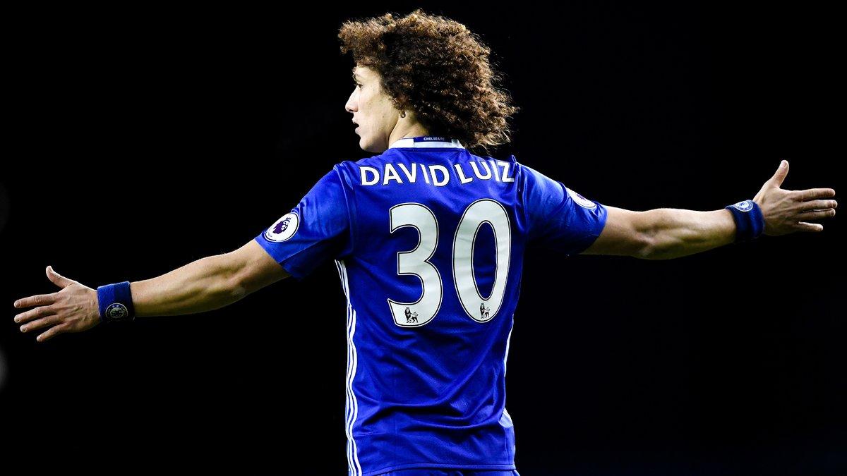 Chelsea, David Luiz :