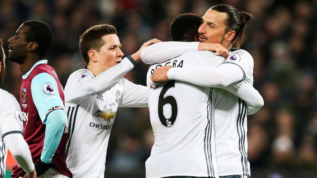 Manchester United : Les vérités de Paul Pogba sur l'importance de Zlatan Ibrahimovic