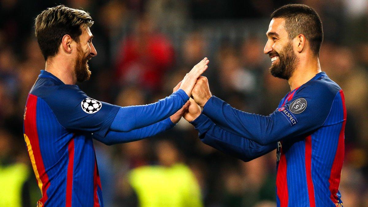 Arda Turan toujours sur le départ — Barça