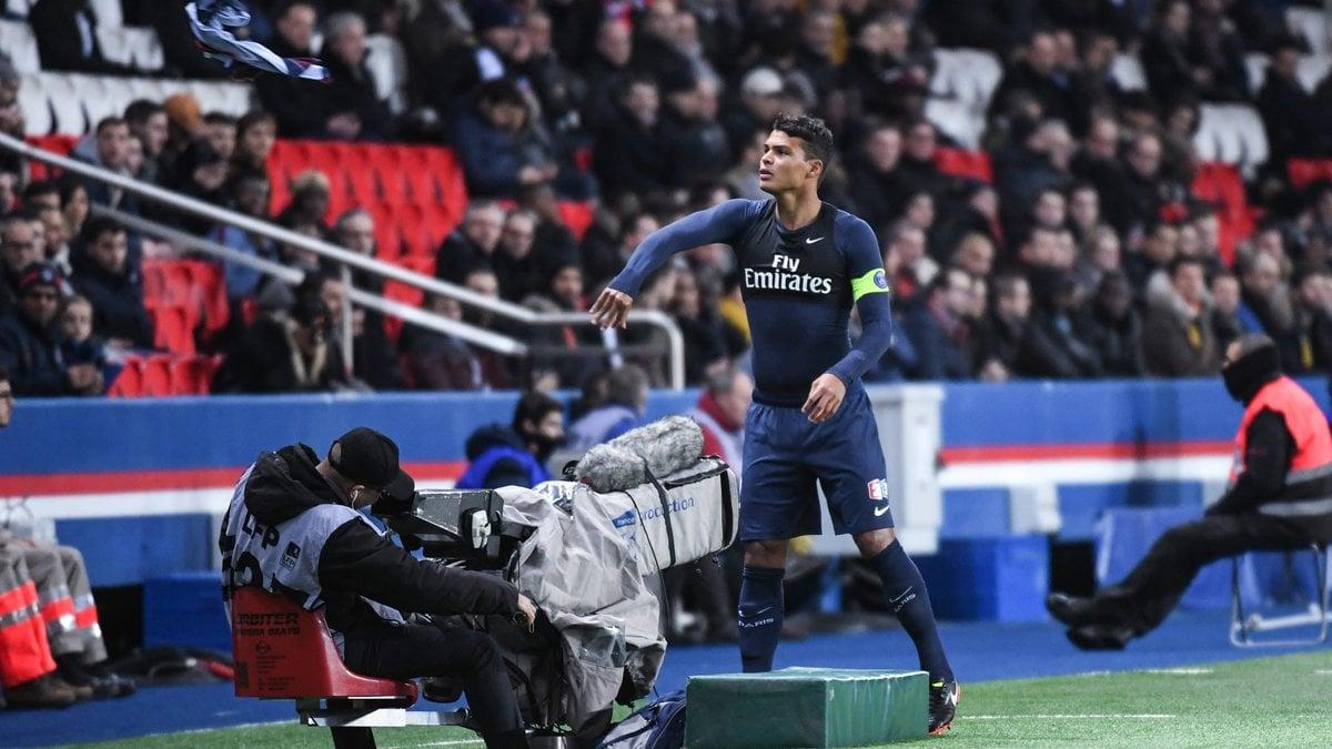 PSG : Monaco est meilleur que Paris, Thiago Silva confirme