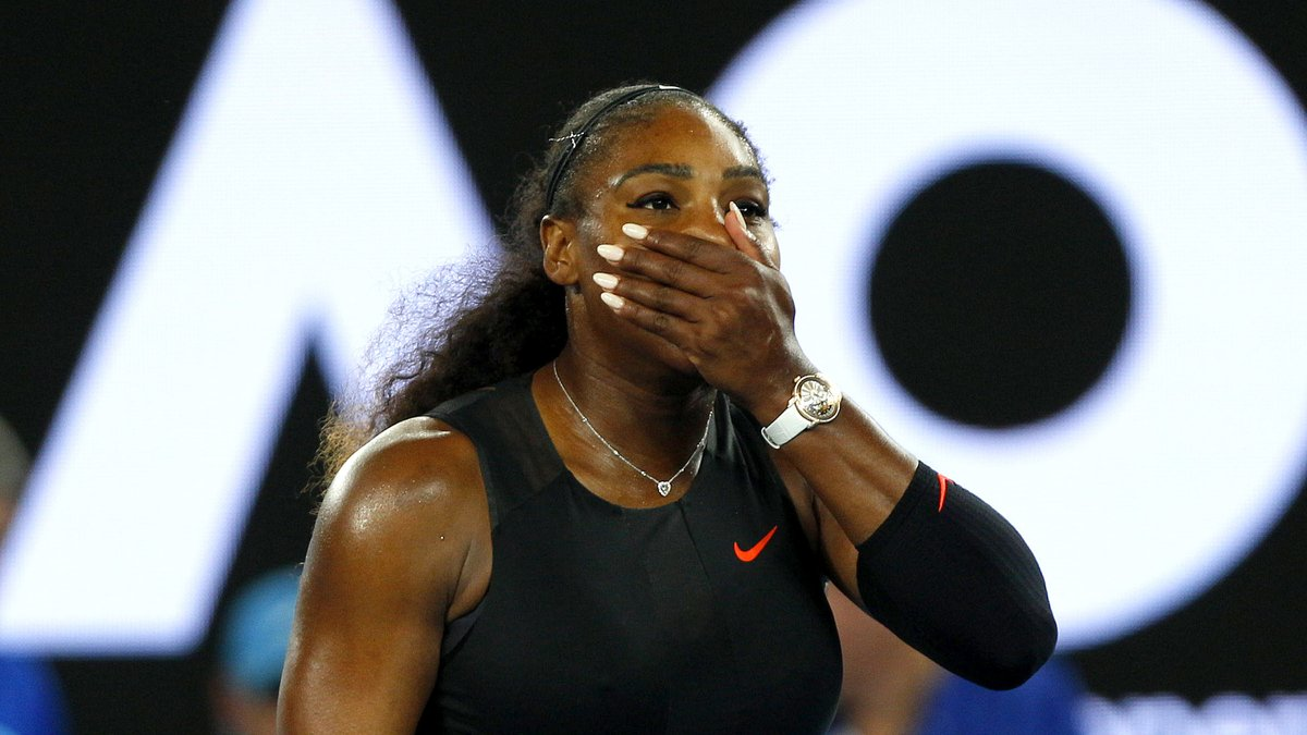 Serena Williams n'effectuera pas son grand retour à l'Open d'Australie