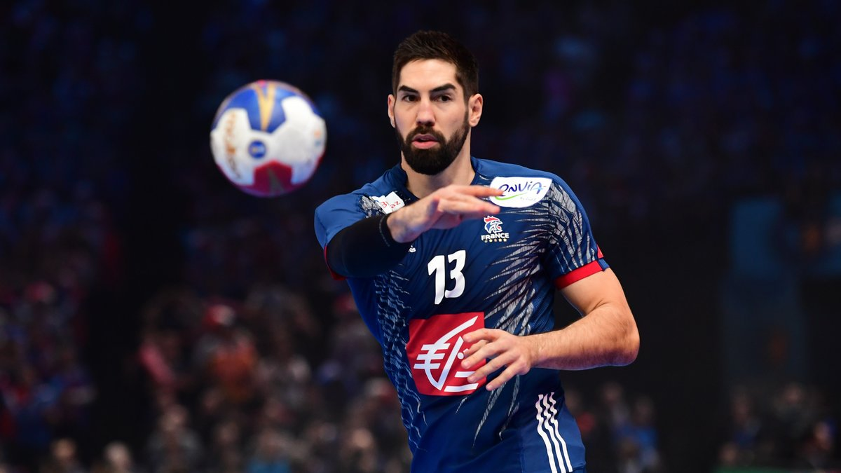 Handball : le Dijonnais Dipanda et les Bleus champions du monde !