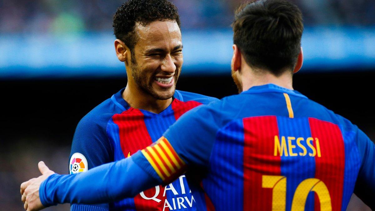 Pour Dugarry, Neymar