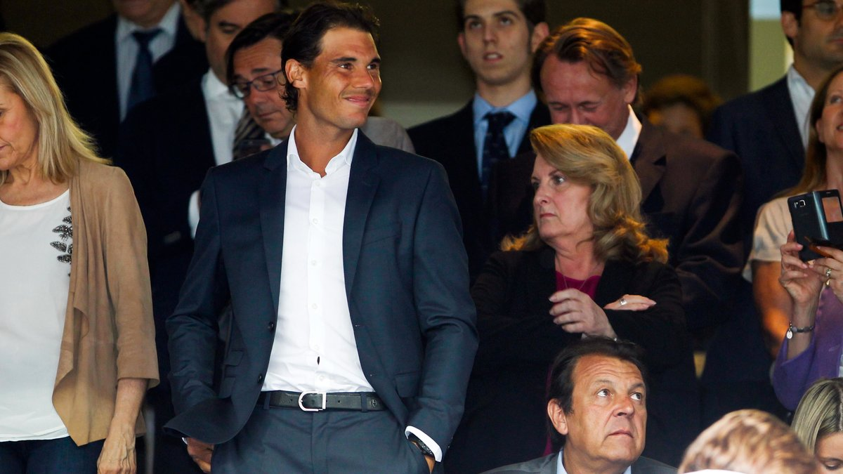 Rafael Nadal aimerait devenir président du Real Madrid