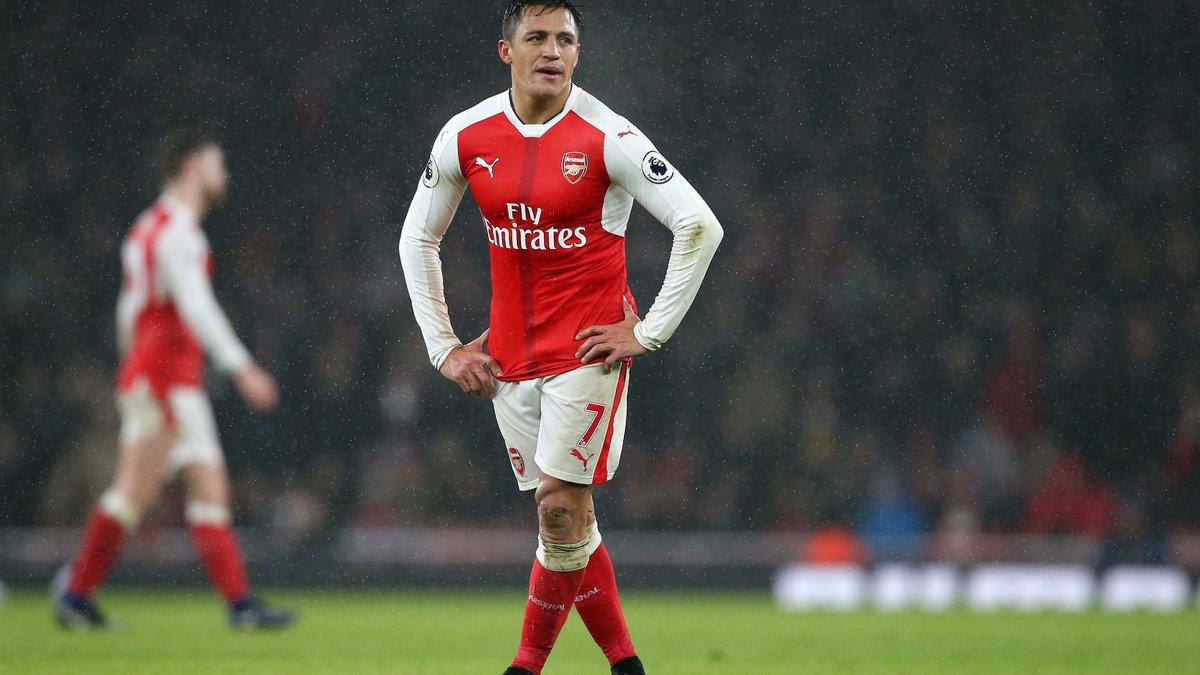 Le PSG mène la course à Alexis Sanchez (Telegraph)