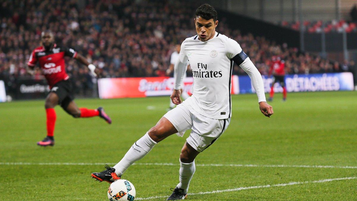PSG : Thiago Silva se dévoile sur son rôle de capitaine